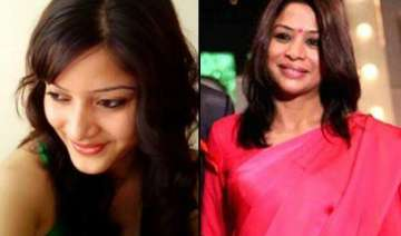 indrani faints in courtroom daughter vidhie...