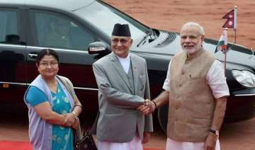india nepal talk it out no misunderstandings now...