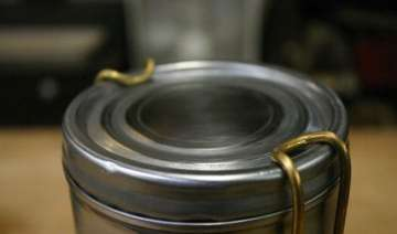 abandoned tiffin box causes bomb scare in...