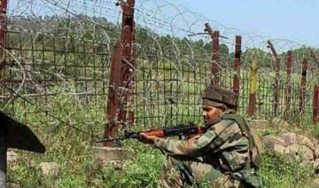 pakistan fires at indian positions in jammu -...