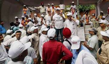 orop ex servicemen to launch indefinite hunger...