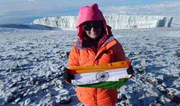 up s woman ips officer scales europe s highest...