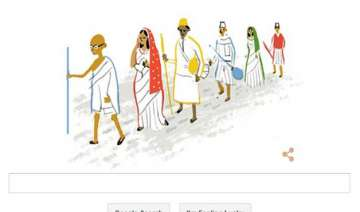 google doodle celebrates 69th independence day -...