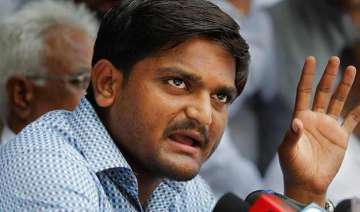will take agitation to national level hardik...
