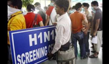 84 deaths due to swine flu in mid august - India...
