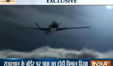 exclusive pak drone spotted spying on indian...