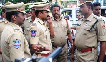 telangana police arrests let man wanted for...