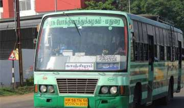 after heart attack driver steers bus to safety...