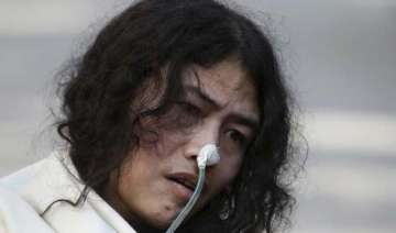 irom sharmila released from custody resumes fast...