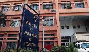 cbi examines whole time sebi member in saradha...