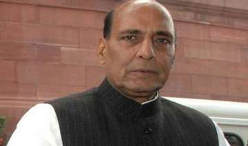 none can dare cast an evil eye on india rajnath...