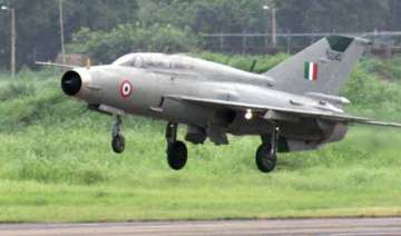 iaf aircraft crashes in budgam - India TV