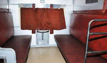 in pics railways unveils new ac coach with...