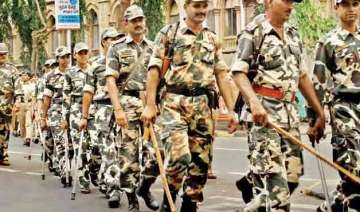 paramilitary forces waiting on government to...