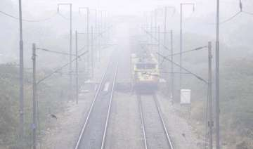 another chilly morning in delhi 50 trains delayed...