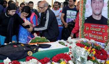 lt col niranjan killed in pathankot attack...