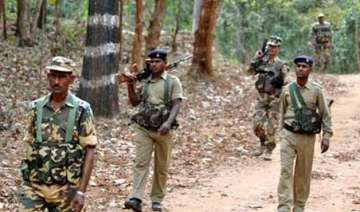 crpf plans to relocate its personnel within...