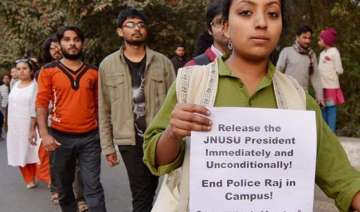 look out notice issued for 3 jnu students over...
