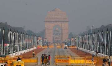 rajpath under tight security blanket for r day...