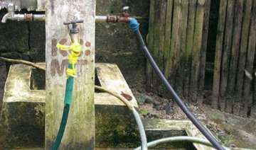 lack of piped water leading to high instances of...