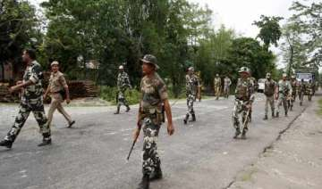 curfew in four assam police stations - India TV