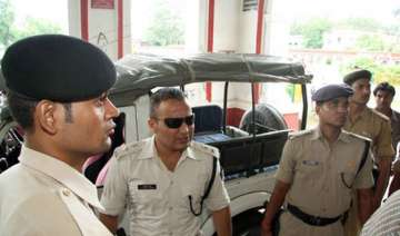 3 rifles 300 bullets destroyed by fire at patna...