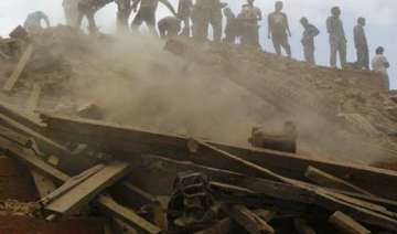 nepaldevastated death toll mounts to 53 in india...