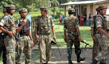2 ndfb militants killed in encounter in assam -...