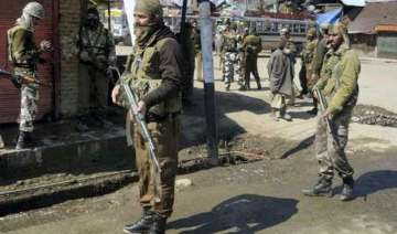two crpf personnel killed in militant attack in j...
