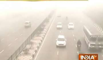 in video as year approaches to end delhi chills...
