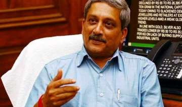 attackers will be paid back in same coin parrikar...
