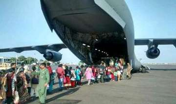 306 indians leave yemen as evacuation continues -...