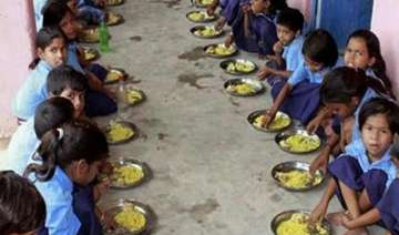 mid day meal to be a model scheme under sagy -...