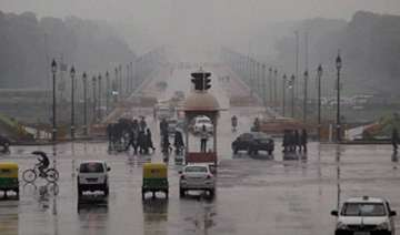 rainy wednesday morning in delhi - India TV