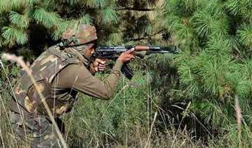 six militants killed in kashmir gunfight - India...