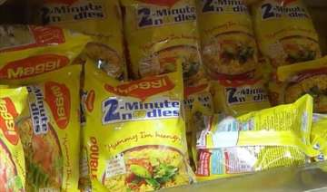 gujarat extends ban on maggi noodles for one...
