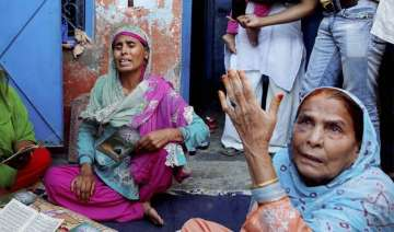 dadri lynching victim s family moved to air force...
