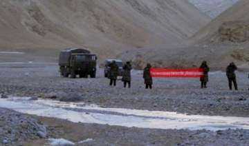 chinese pla make incursion bids in ladakh - India...