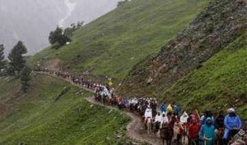 fresh batch of 47 pilgrims leaves for amarnath -...