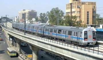 delhi metro to have first green power station -...