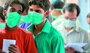 swine flu deaths occurred in high risk factor...