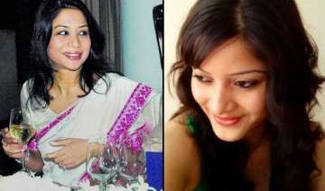 officially sheena bora and indrani mukerjea have...