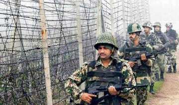 army deploys over 5000 troops along loc to stop...