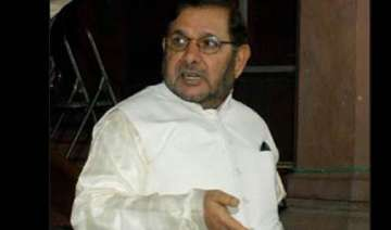 jd u chief sharad yadav says alliance with bjp...