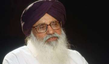 badal wants centre to introduce crop insurance -...