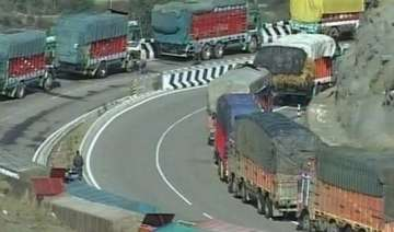 truckers continue strike disrupts goods supply to...