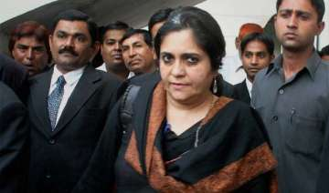 bombay hc grants anticipatory bail to teesta...
