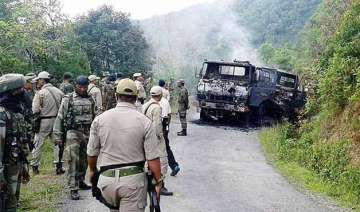 5 nscn k militants involved in manipur ambush on...