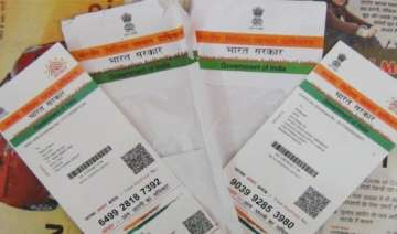 aadhar will be optional for availing various govt...