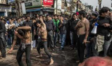 restrictions imposed to disallow muharram...